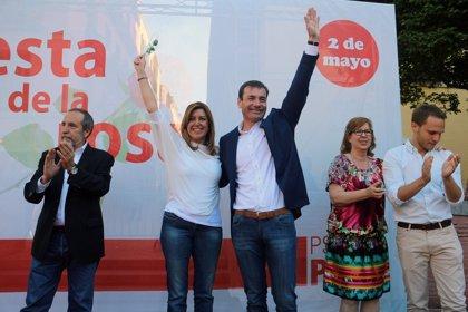 Valencia y Madrid defienden que Susana Díaz lidere el PSOE