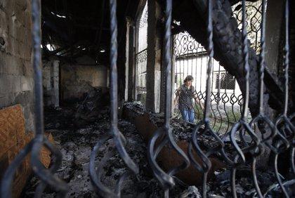 Varios muertos por el bombardeo de la Guardia Nacional sobre Slaviansk en respuesta al helicóptero derribado