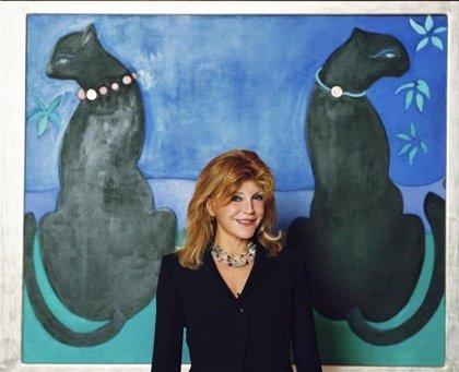 Cuatro obras inéditas de Lasarte de la colección de la baronesa Thyssen se exponen en Marbella
