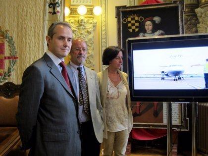 Just Fly mantendrá los vuelos de Valladolid a Londres y París si obtiene una buena respuesta durante este verano