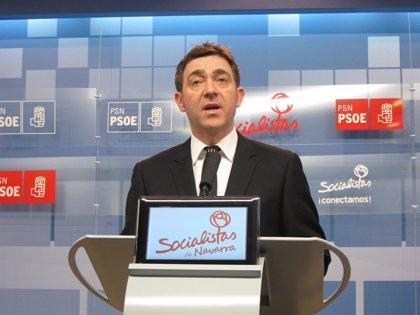 """Jiménez (PSN) anima a Susana Díaz a """"asumir el liderazgo del PSOE"""""""