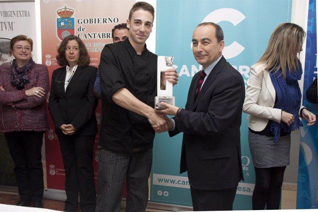 Premio Chef Cantabria 2014