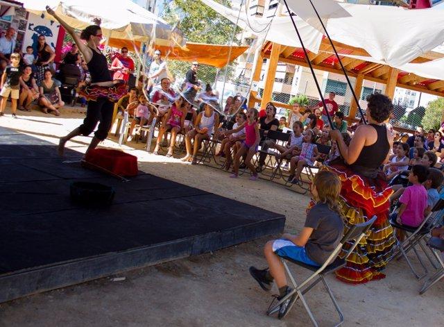 Festival 'Recordando LaTeatral' en Espartinas