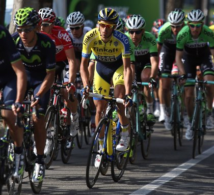 Contador participará en la IV edición de su Marcha ciclista