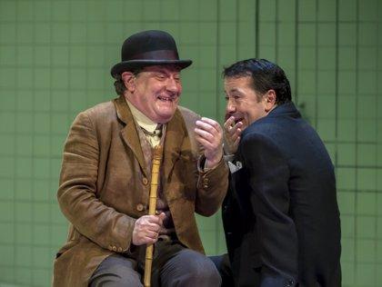 La Compañía Nacional de Teatro Clásico presenta en el Palacio de Festivales 'La verdad sospechosa'