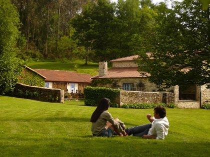 La estancia en alojamientos rurales crece un 87,7%