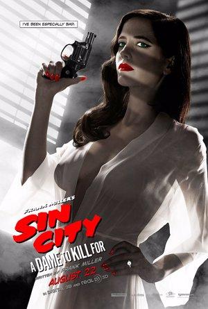 Eva Green en Sin City