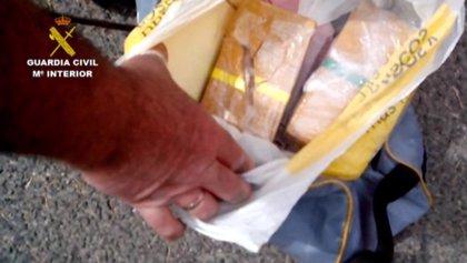 Desarticulada una organización que distribuía heroína a Galicia