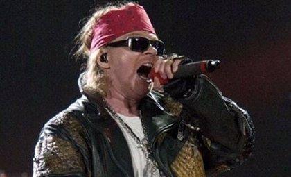 Axl Rose niega ser el mejor cantante del mundo