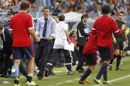 Javi Gracia, nuevo entrenador del Málaga por las próximas dos temporadas