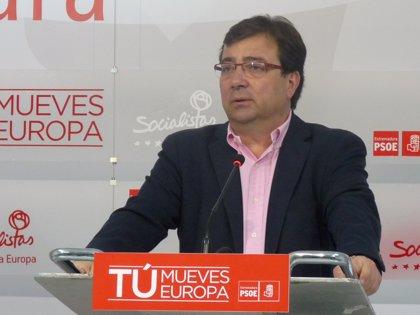 """Vara defiende que la secretaría general del PSOE debe ejercerse """"con plena disponibilidad"""""""