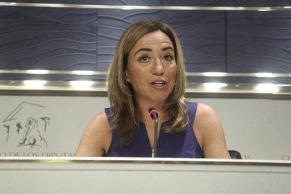 Chacón dice que ella y Díaz trabajarán por una reforma federal que resuelva la situación de Cataluña