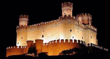 El Castillo de Manzanares el Real celebra su octava edición de 'El Fin de Semana Medieval'