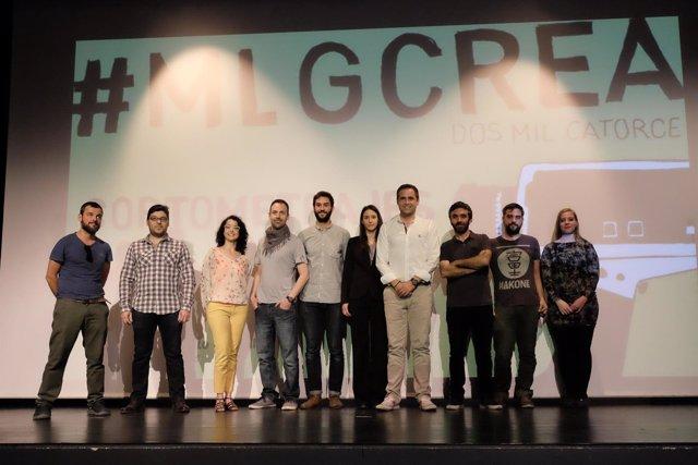 Ganadores Malaga Crea 2014 Cortometrajes