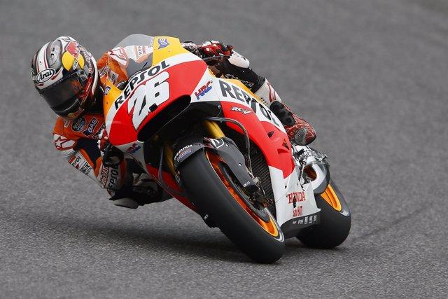 Dani Pedrosa en el GP Italia