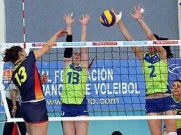 La selección femenina no puede con Eslovenia en el Preeuropeo