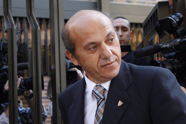 José María Del Nido, Presidente Del Sevilla FC