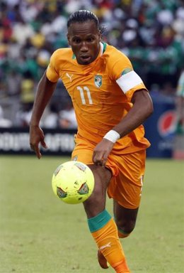 Drogba volverá a la selección marfileña para amistoso.