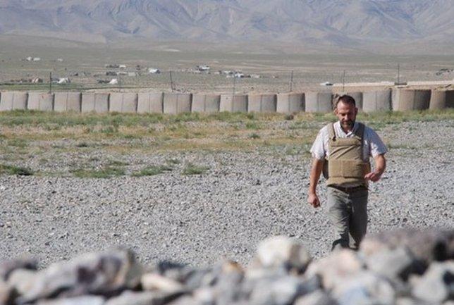 El reportero español Marc Marginedas, secuestrado en Siria