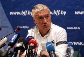 """Deschamps: """"Ribery ha sufrido dolores de espalda por varios meses, pero esperamos que llegue a tiempo"""""""