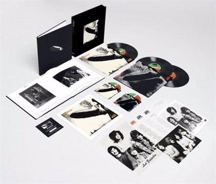 Escucha una canción inédita de Led Zeppelin