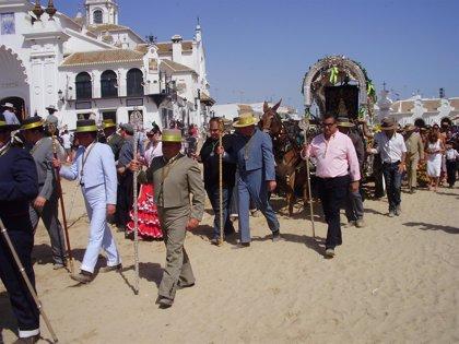 Activado el Plan Romero para el paso de 114 hermandades hacia El Rocío