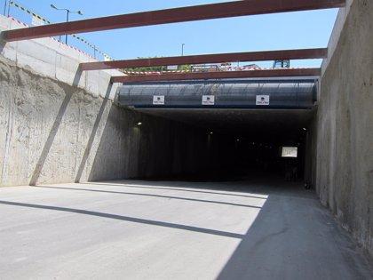 El Ayuntamiento libra casi 80.000 euros para los revestimientos del paso subterráneo de Bueno Monreal