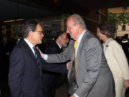El Rey vuelve a Catalunya pocos días después de visitar Barcelona