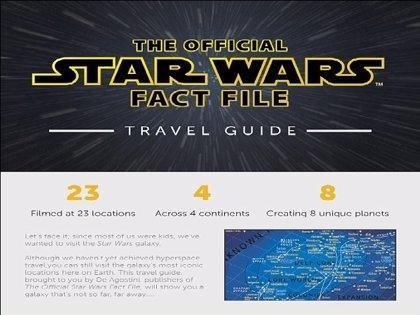 De Tatooine a Endor, la guía de viaje de Star Wars