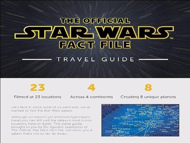 Star wars guía de viaje