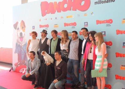 Pancho, el perro más famoso de la pantalla estrena película