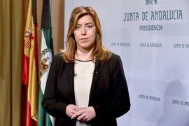 Díaz invita al Papa a hablar sobre la lucha contra el paro juvenil