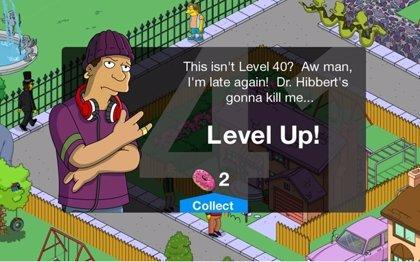 Los Simpson revelan nuevo personaje... ¡a través de un juego para móviles!