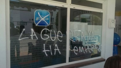 """PP de Mairena del Aljarafe denuncia un """"ataque"""" a su sede y al Ayuntamiento"""