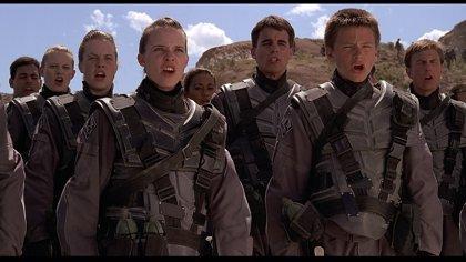 ¿Vuelven los 'Starship Troopers'?