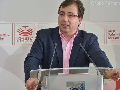 """Vara reclama """"cambios profundos"""" en el PSOE para recuperar el """"liderazgo social"""" y pide que voten los militantes"""