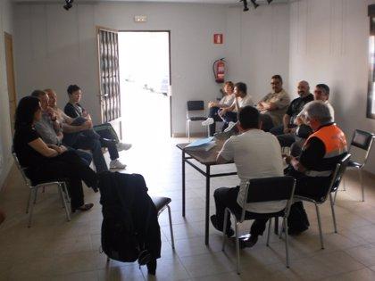 Un total de 45 personas se inscriben como voluntarias de Protección Civil