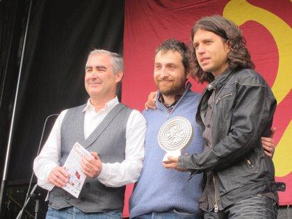 Homenaje a Rulo en el Día Infantil de Cantabria