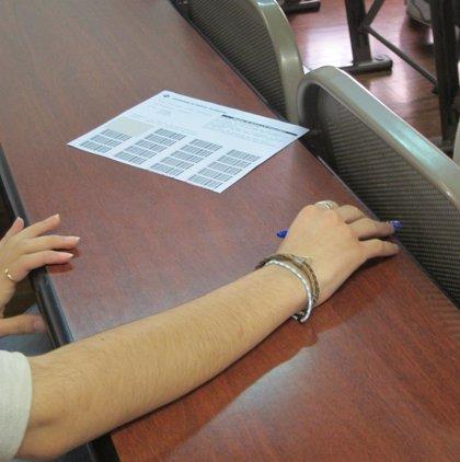 La convocatoria de Selectividad 2014 en C-LM comienza el 10 de junio y se examinarán unos 7.500 alumnos