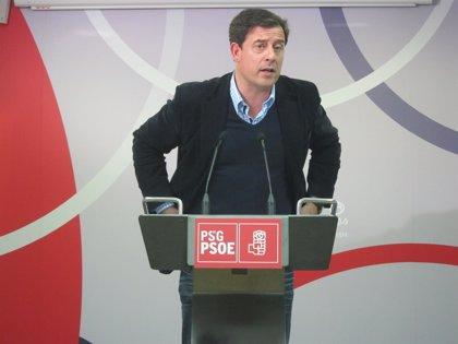 """Besteiro (PSdeG) apuesta por """"un militante, un voto"""" para elegir al secretario general"""