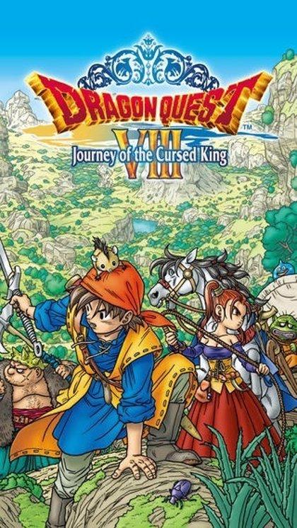 Dragon Quest VIII, otro clásico que prueba suerte en iOS y Android