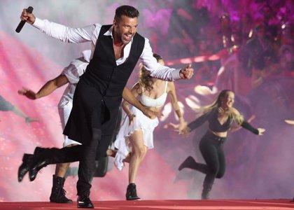 Voces unidas contra el sida: Ricky Martin y Conchita Wurst, protagonistas del Life Ball de Viena