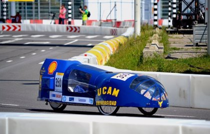 El UCAM Racing Team presenta este lunes 'Sun Rider', su coche ecológico