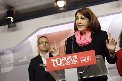 """Soraya Rodríguez destaca el liderazgo """"sólido"""" de Susana Díaz"""