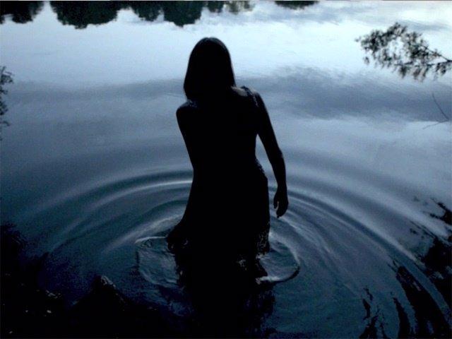 La pieza de videoarte 'Die Stille', de Irene Cruz