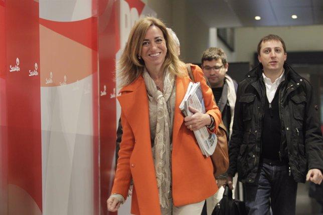 Carme Chacón, Comité Federal del PSOE