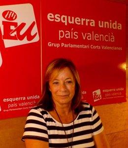 Marga Sanz. Archivo