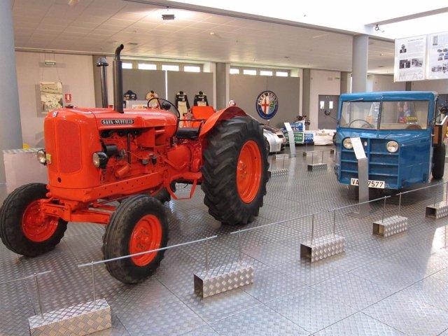 Dos nuevos vehículos en el Museo de Automoción de Salamanca