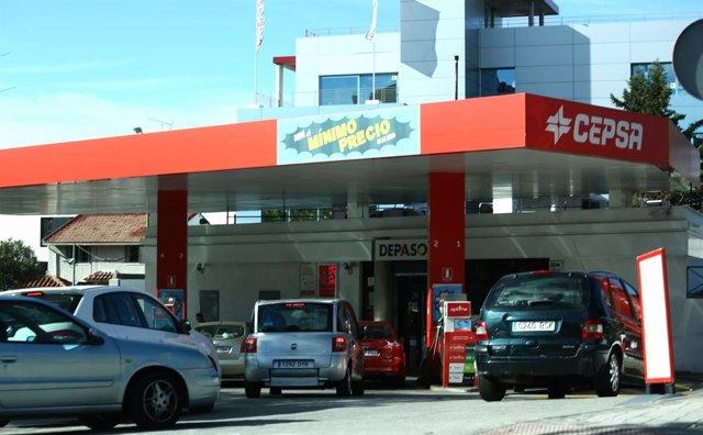 Gasolina, gasolinera, carburante