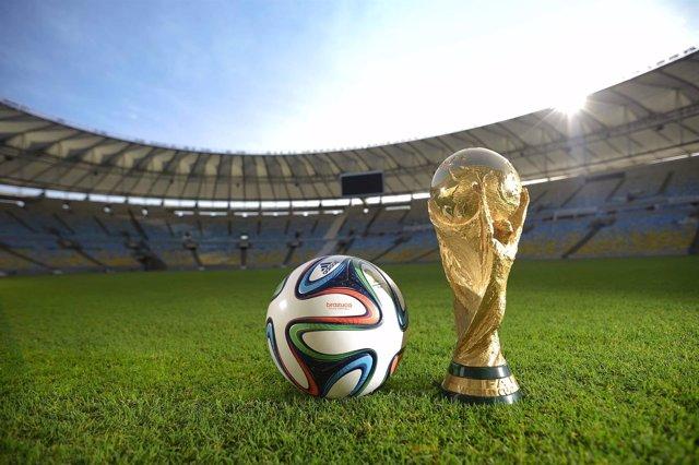 Balón Brazuca para el Mundial de Brasil